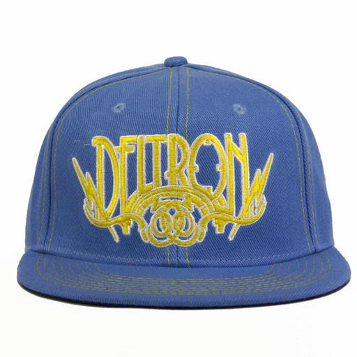 Deltron 3030 Blue Fitted