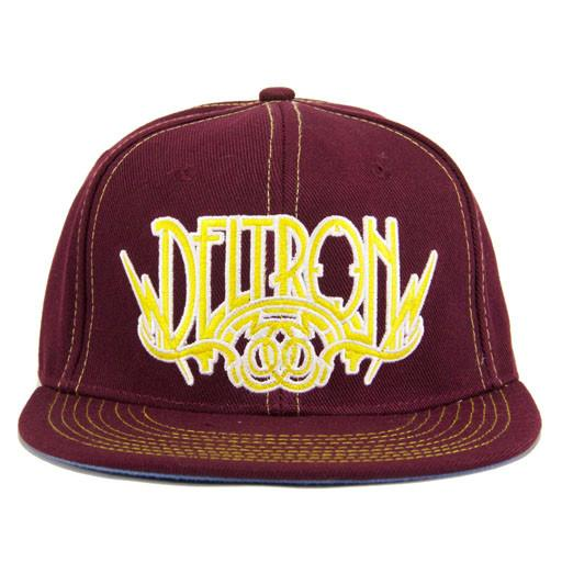 Deltron 3030 Red Fitted