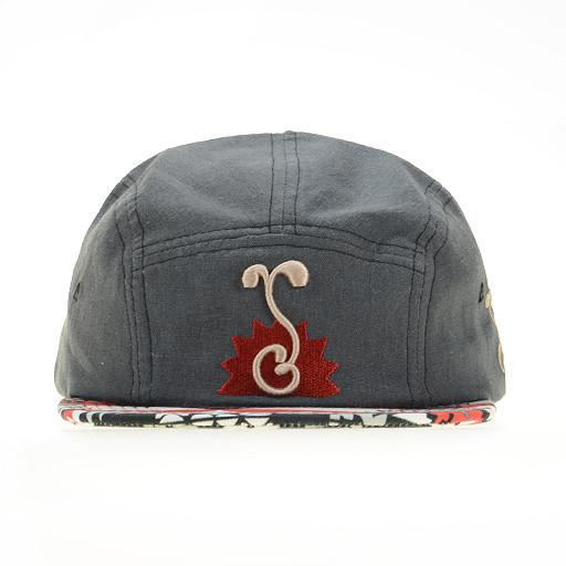 Desert Sprout 5 Panel Snapback