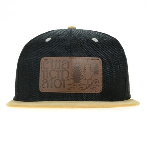 Emancipator Tree Patch Strapback - Grassroots California - 1