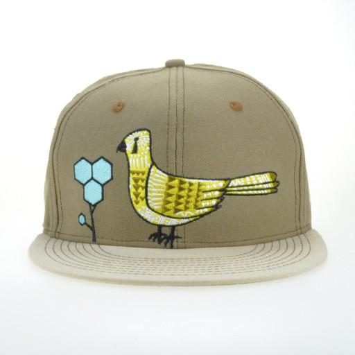 Eminence Ensemble Tan Snapback