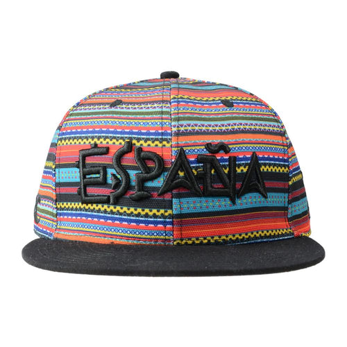 Espana Aztec Stripes Fitted - Grassroots California - 1
