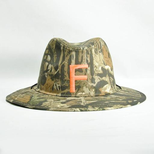 Frendly Gathering Camo Hunting Hat