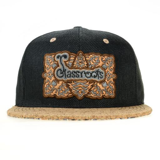 Glassroots 2015 Black Cork Fitted