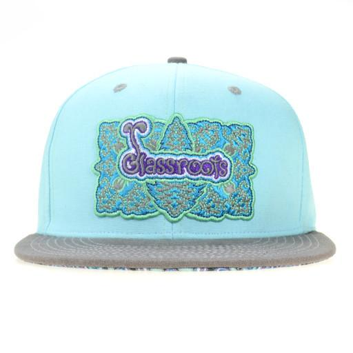 Glassroots 2015 Light Blue Fitted - Grassroots California