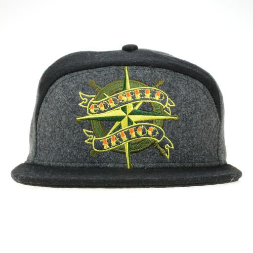 Godspeed Ink 6 Panel Strapback