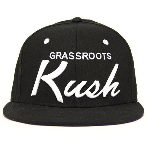 Grassroots Kush Fitted