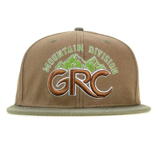 Grassroots Mountain Division Snapback