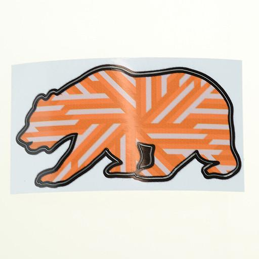 GRC Bear Stickers - Grassroots California - 4