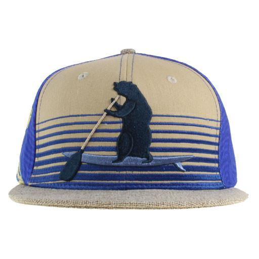 Great Wave Bear Fitted