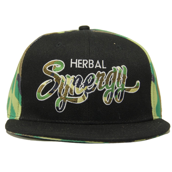 Herbal Synergy Fitted - Grassroots California