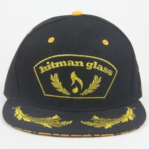 Hitman Black Fitted - Grassroots California