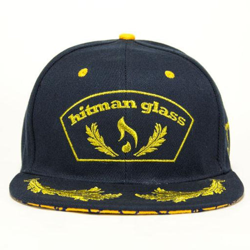 Hitman Navy Fitted - Grassroots California