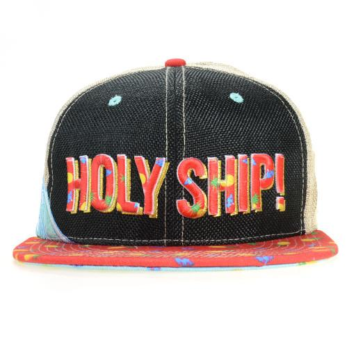 Holy Ship 2015 Red Snapback - Grassroots California - 1