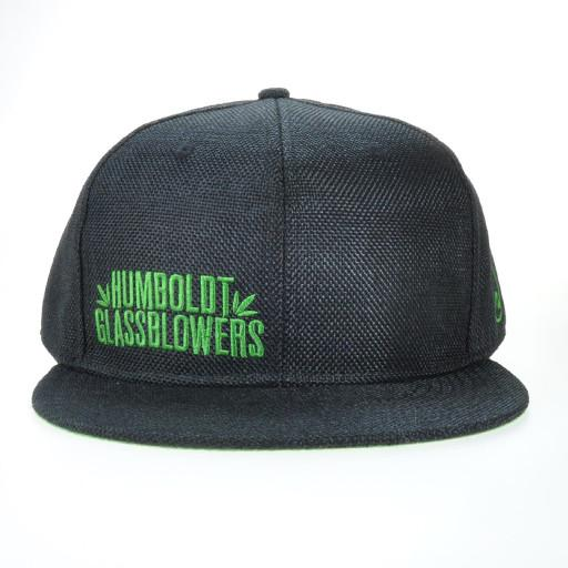 Humboldt Glass Blowers Green/Black Fitted