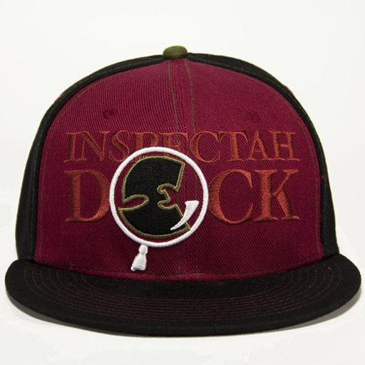Inspectah Deck Red Fitted - Grassroots California