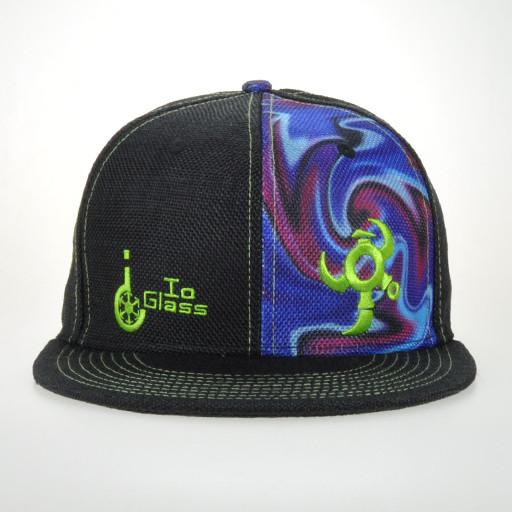 IO Glass Snapback