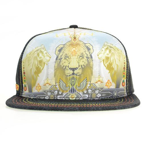 Jah Sun Lion Fitted