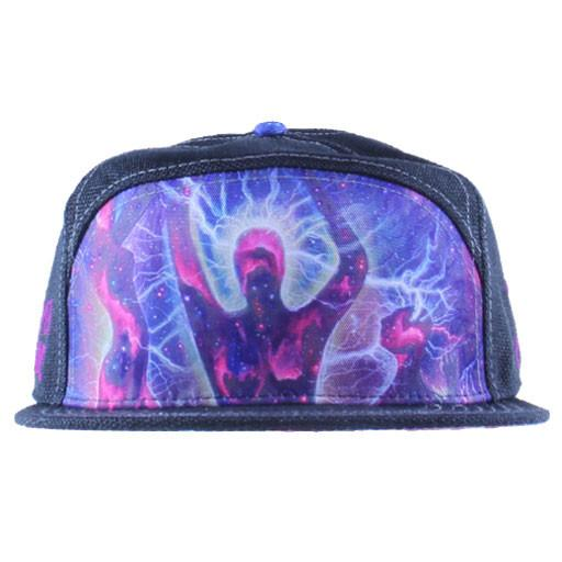Karma Crownz Dancer 6 Panel Fitted