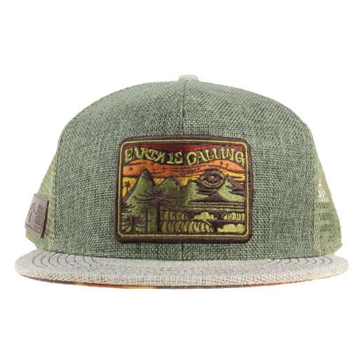 Kaya Unite Earth Trucker Snapback