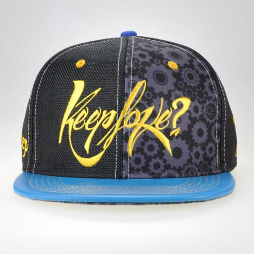 KeepLove Blue Strapback