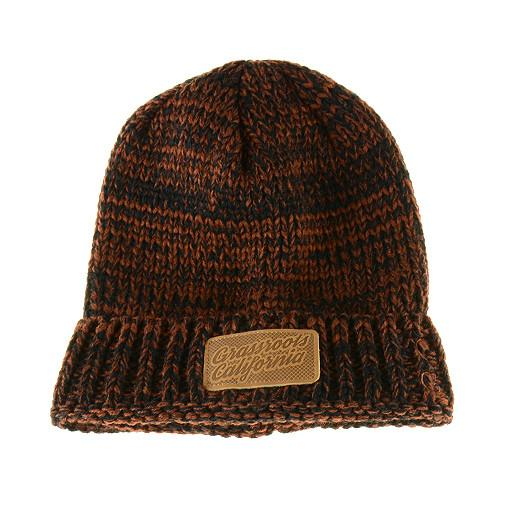 Knit Red Beanie - Grassroots California