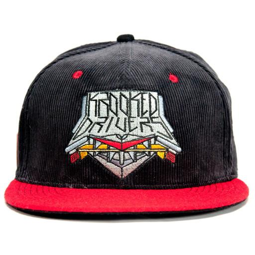 Krooked Drivers Gray Strapback