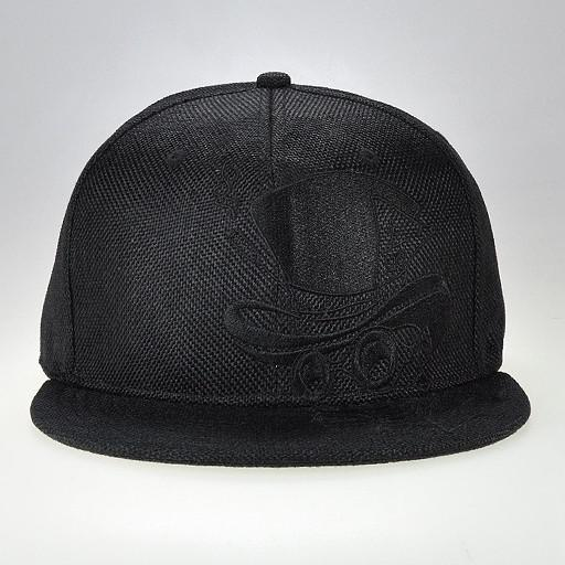 Mad Hatter Smoke Shop Black Fitted