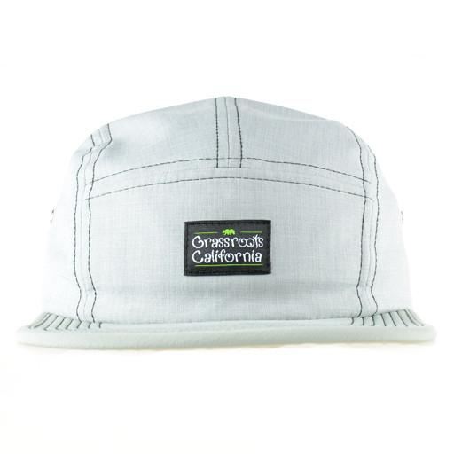Made in USA Gray Fold Up Camper 5 Panel Fitted