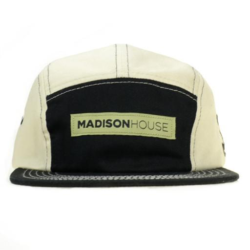 Madison House 5 Panel Strapback - Grassroots California - 1