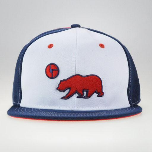 Marc Brownstein Red/White/Blue Fitted