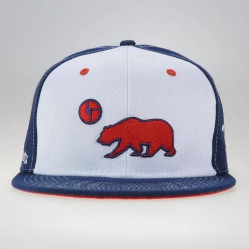 Marc Brownstein Red/White/Blue Snapback