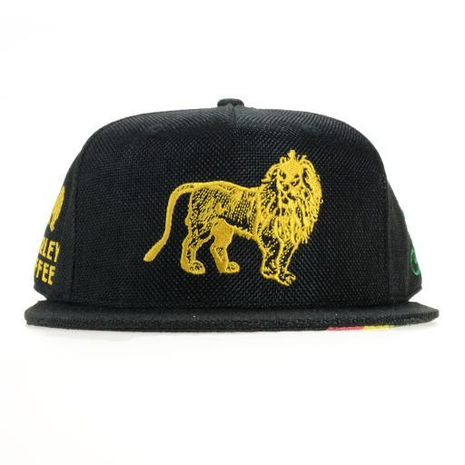 Marley Coffee Black Shallow Snapback