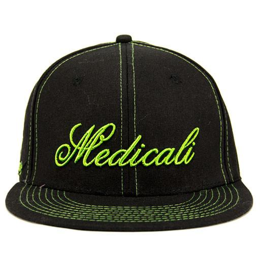 MediCali 2013 Black Green Fitted