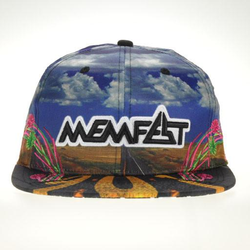 MEMFEST Fitted - Grassroots California - 1