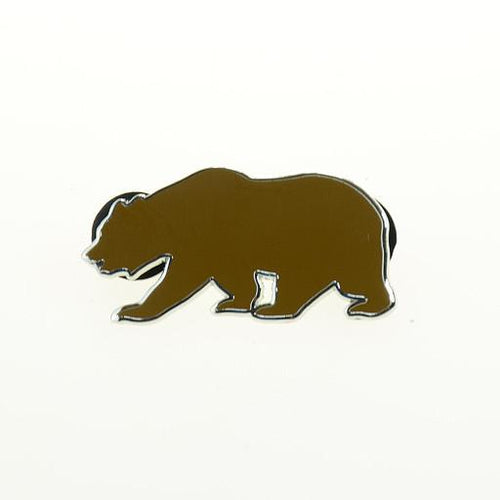 Brown Bear Pin - Grassroots California
