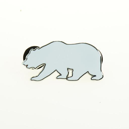 Polar Bear Pin - Grassroots California