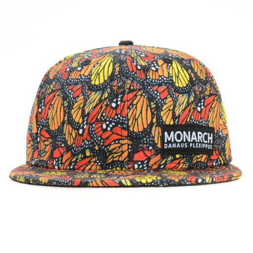 Monarch Butterfly Fitted