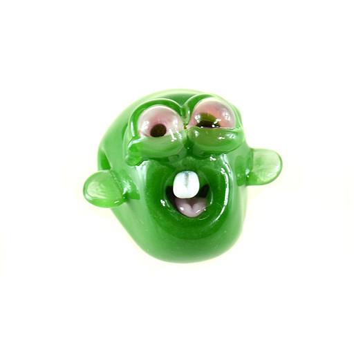 Monkey Throw Poop Alien Head Pendant - Grassroots California