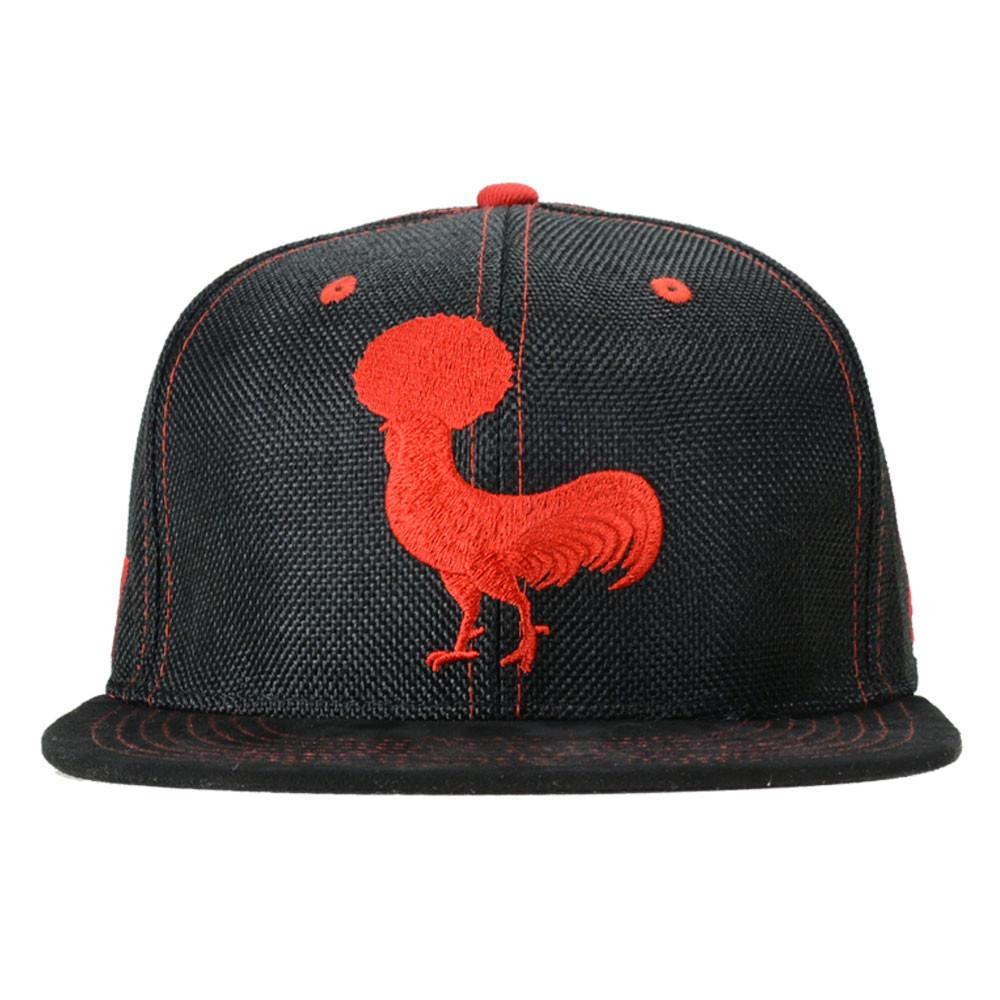 Nappy Roots Black Red Snapback