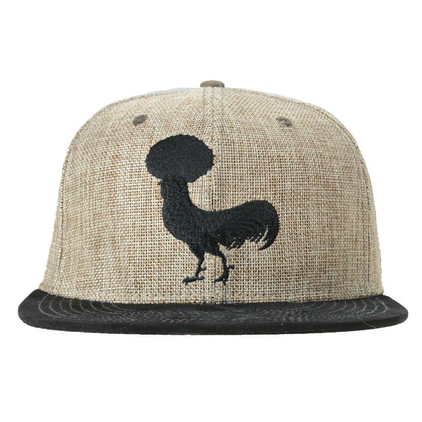 Nappy Roots Tan Snapback - Grassroots California - 1
