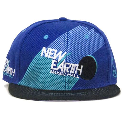 New Earth Music Hall (Blue) - Grassroots California