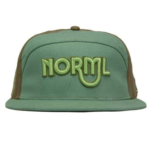NORML 2014 6 Panel Fitted Olive