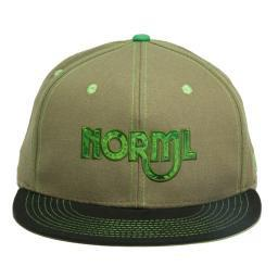 NORML 2014 Olive/Black Fitted