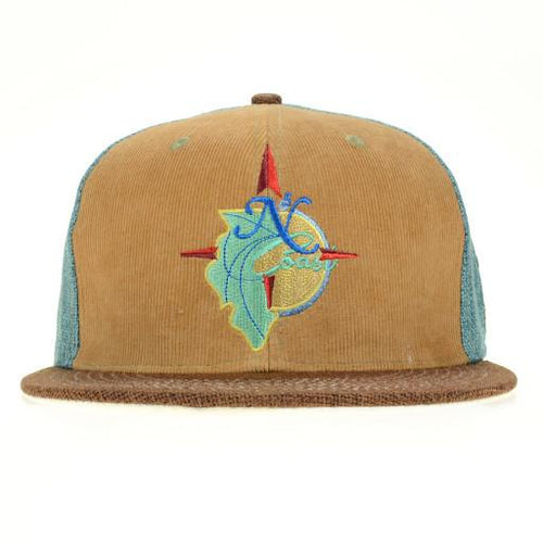 North Coast 2015 Tan Fitted - Grassroots California - 1