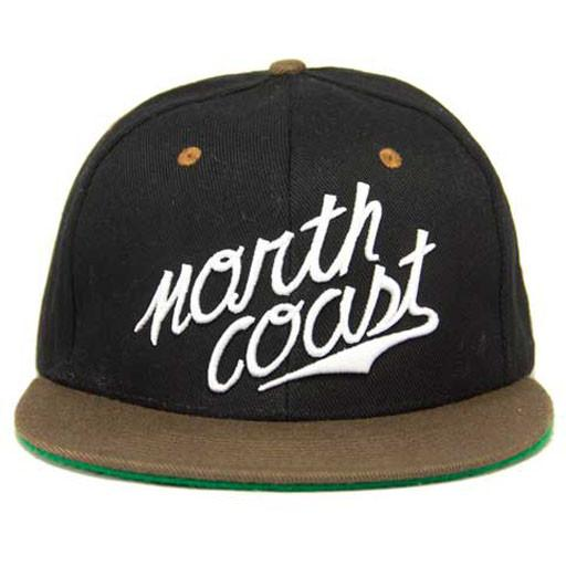 North Coast Music Festival 2013 Black Logo Hat - Grassroots California