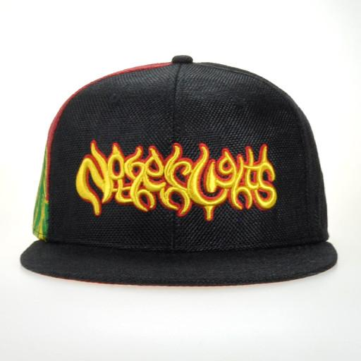 Northern Lights Glass Rasta Strapback