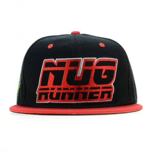 Nug Runner Red Fitted