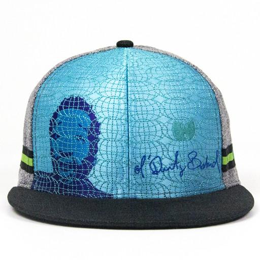 ODB Fitted Blue (RUNS SMALL)