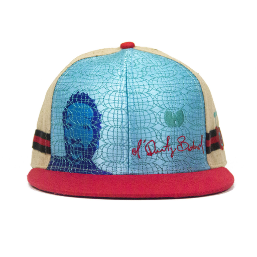 ODB Fitted Red (RUNS SMALL) - Grassroots California